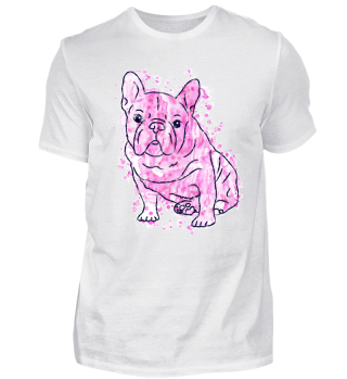French Bulldog Kunst Frenchie Bully Art