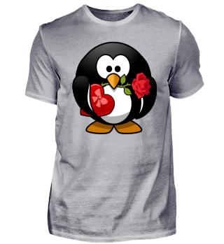 Pinguin Verliebt