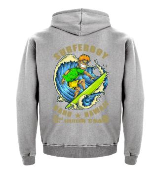 ☛ SURFERBOY · HAWAII #2G