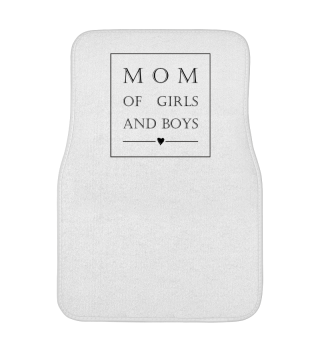 Minimalism Text Box - Mom Girls Boys 1