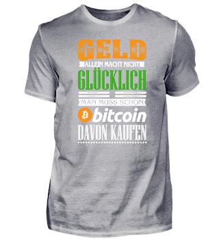 Geld Bitcoin Kryptowährung