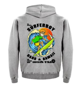 ☛ THE ORIGINAL SURFERBOY #1S