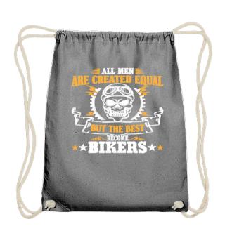 Men become the best bikers