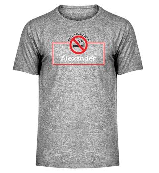 Nichtraucher Verbotszeichen III T-Shirt