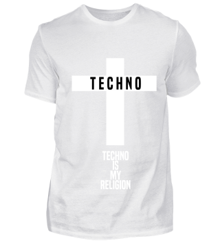 Techno is my Religion