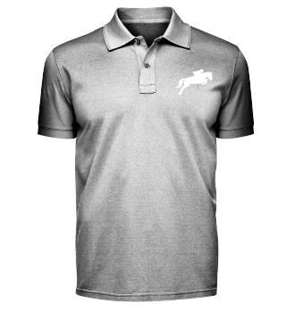 Polo Shirt Reiten