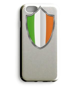 Irland-Ireland Wappen Flagge 015