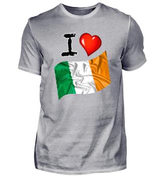 I love Irland