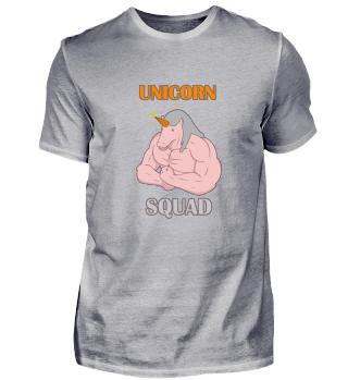 Unicorn - Einhorn Squad Friends Gang