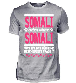 SOMALI - blöde Frage