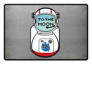 Dragonchain Astronaut Tee