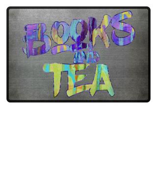 Enthusiasm - BOOKS and TEA