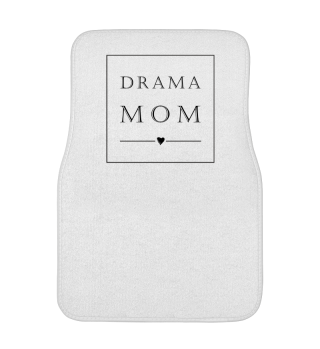 ♥ Minimalism Text Box - Drama Mom 1