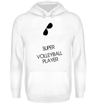 Super volleyball player sunglass gift