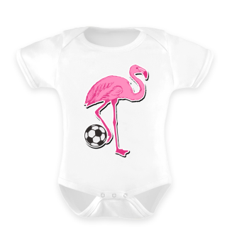 Play Soccer - Casual Kicking Flamingo 2