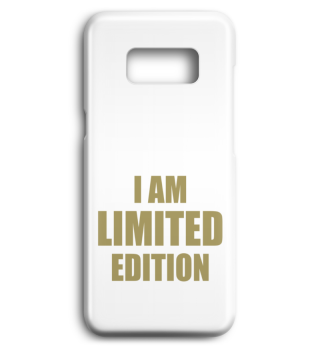 ☛ I AM LIMITED EDITION #1GH