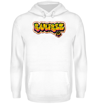 Herren Hoodie Sweatshirt Graffiti Ramirez