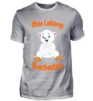 Baby Eisbär Mein Lieblings Kuscheltier
