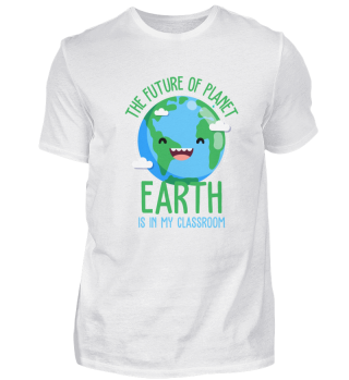 The Future of Planet Earth Classroom