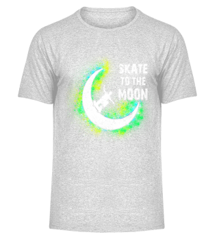 Skate to the moon