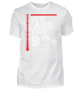 WE ARE THE90S Herren Schwarz