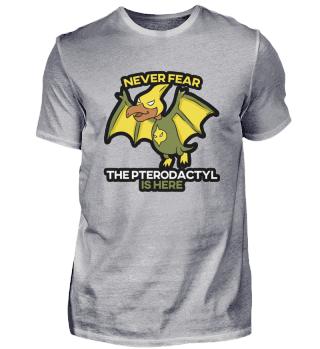 Dino superhero Pterosaur Gift