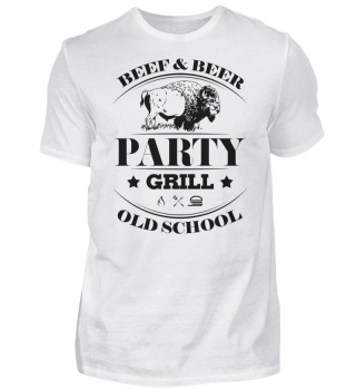 ☛ Partygrill - Old School - Beef #5S