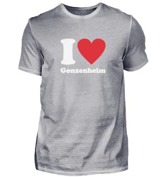 I love Gonzenheim