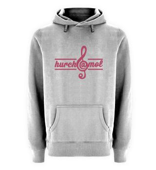 hurch@mol - Premium Unisex Hoodie