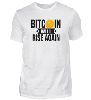 Bitcoin will rise again - Cryptocurrency