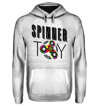 Fidget Spinner TOY - black