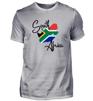 South Africa Südafrika Flagge Land