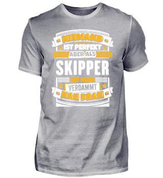 Geschenk Skipper