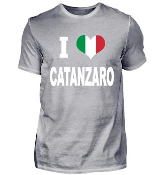 I LOVE - Italy Italien - Catanzaro