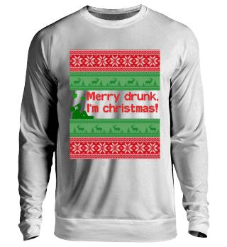 Ugly Christmas Sweater Weihnachten Geschenk