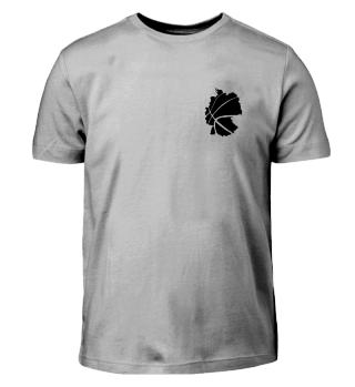 PG   Kid's Shirt   Baller by Heart BLACK
