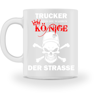 LKW Tasse - Trucker Könige