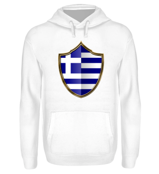 Griechenland-Greece Wappen Flagge 016