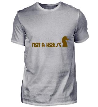 Not A Horse