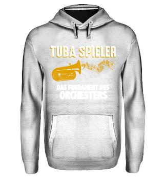 Tuba - Fundament des Orchesters