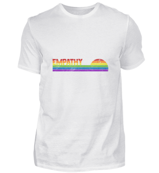 Empathy Proud Ally LGBT Pride Month