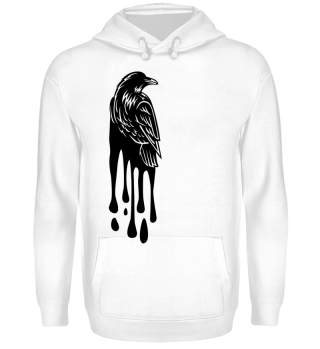★ Artsy Magical Bloody Raven Crow 1