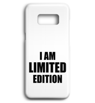☛ I AM LIMITED EDITION #1SH
