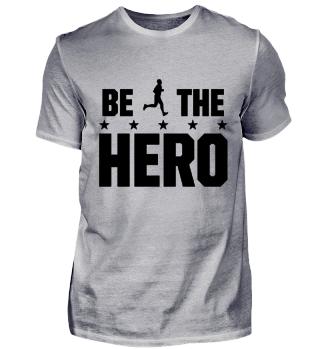 BE THE HERO - Run, joggen