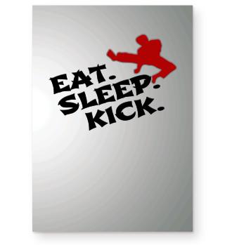 Eat Sleep Kick