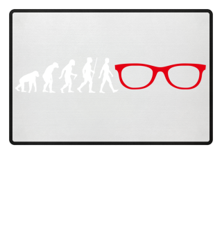 Evolution Of Humans - Glasses II