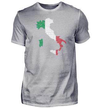 Italien-Shirt   WordCloud