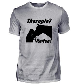 Therapie? Reiten!