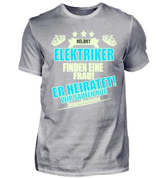 JGA Team – Team Elektriker - Bräutigam