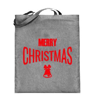 ☛ MERRY CHRISTMAS · BADGE #3R